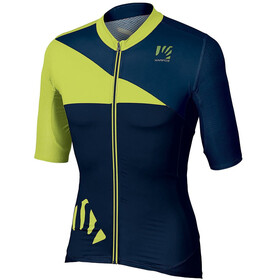 Karpos Verve Maillot manches courtes Homme, sky capt./insignia blue/yellow